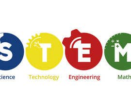 #79 for Design a logo for STEM by julianbp