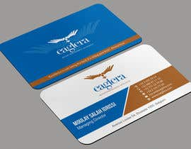 nº 378 pour Design corporate Business Cards par mamun313