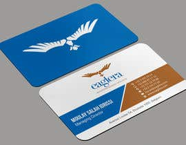 nº 379 pour Design corporate Business Cards par mamun313