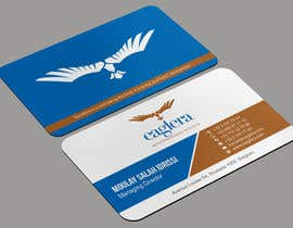 nº 383 pour Design corporate Business Cards par mamun313