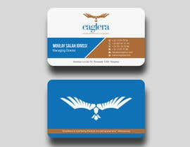 nº 388 pour Design corporate Business Cards par mamun313