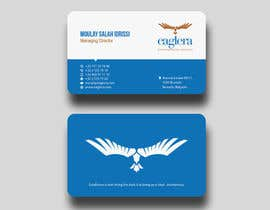 nº 392 pour Design corporate Business Cards par mamun313