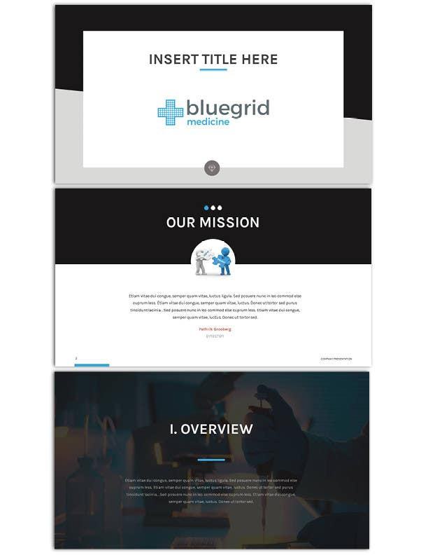 Entry 9 By Margaritafree For Graphic Design Powerpoint Template