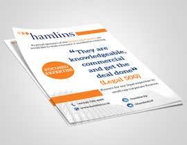nº 17 pour Design an Advertisement par Design699