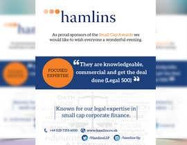 nº 22 pour Design an Advertisement par Design699