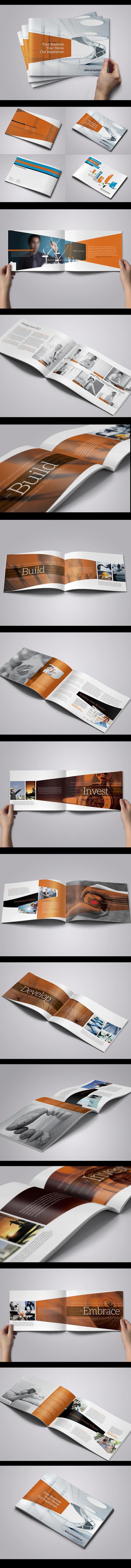 Proposition n°5 du concours Design a Brochure