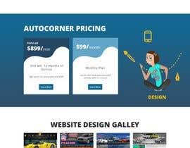 #15 para Design a Website Mockup de saidesigner87