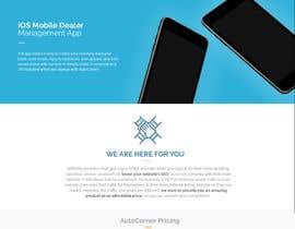 #35 para Design a Website Mockup de nuked24