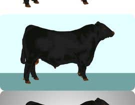 nº 4 pour Cattle Illustration par Jokey05
