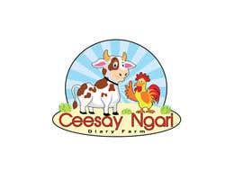 nº 12 pour Logo design for a farm par kasun21709