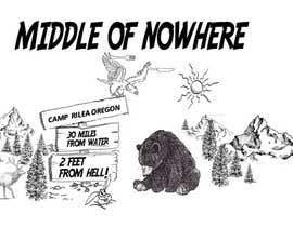 nº 1 pour Middle Of Nowhere-Camp Rilea par sakinafatima10