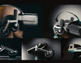 nº 2 pour Virtual Reality Wearable Device par BroDesigns