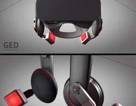 nº 27 pour Virtual Reality Wearable Device par rayhananimator