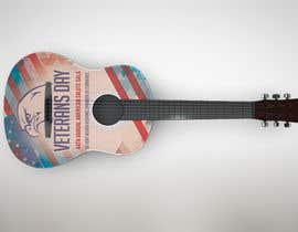#4 for Design a guitar - Veterans Day Theme by alexparovoz
