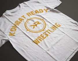 nº 52 pour Design t-shirt {raptor font} par ARArif09