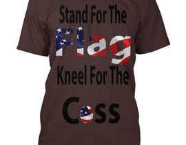 nº 9 pour Stand/Kneel t-shirt design par BilashKumar