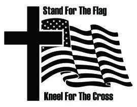 nº 1 pour Stand/Kneel t-shirt design par CharcoalMoose