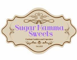 nº 63 pour Sugar Mamma Sweets par mfariaPT