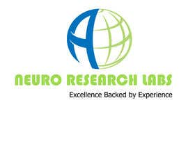 #1 for Logo Design for NEURO RESEARCH LABS af qaiser8