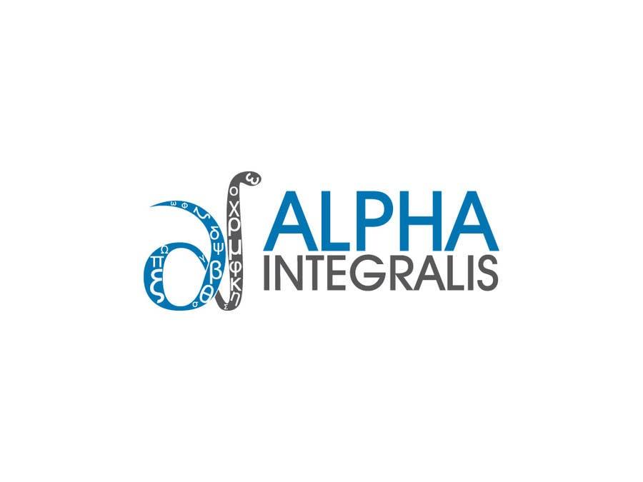Penyertaan Peraduan #14 untuk Logo Design for Alpha Integralis