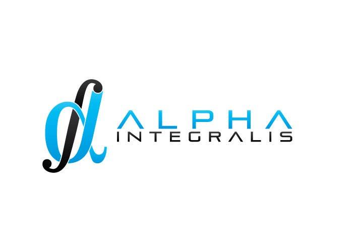 Penyertaan Peraduan #174 untuk Logo Design for Alpha Integralis