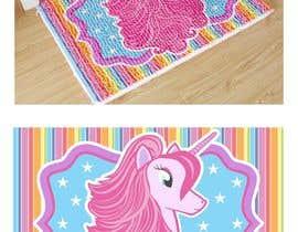 nº 7 pour Designs a unicorn for a doormat / Design für eine Einhorn Fußmatte par imagencreativajp