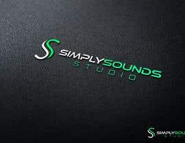 nº 36 pour Logo Design for SimplySounds Studio par LiviuGLA93