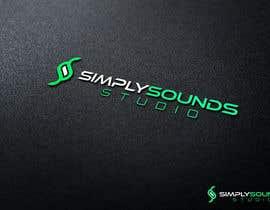 nº 38 pour Logo Design for SimplySounds Studio par LiviuGLA93