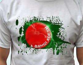 nº 19 pour Design a T-shirt par FxShahid