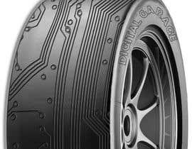 nº 26 pour Digital Tyre Image par pjigara