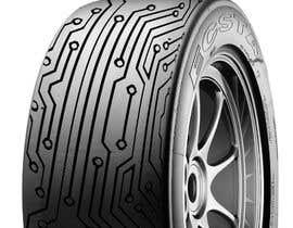 nº 10 pour Digital Tyre Image par mdhkatebi