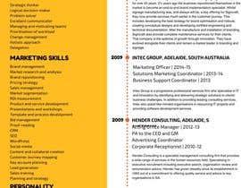 nº 5 pour Winning Resume Challenge par hiremeh