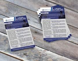 nº 33 pour Design a Flyer and an email signature par pixelmanager