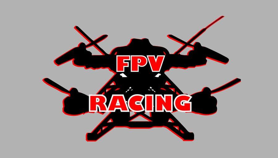 Proposition n°9 du concours Design a racing drone logo