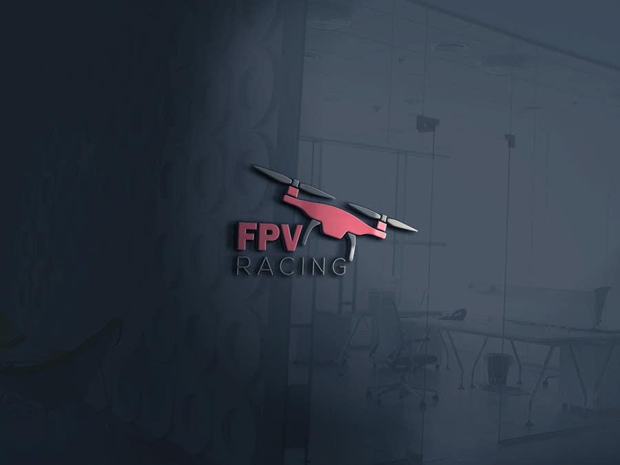 Proposition n°1 du concours Design a racing drone logo