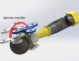 nº 15 pour Design Me a Fidget Spinner Product par abazizmyba