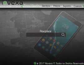 nº 4 pour Design a Website Mockup par moxrrison