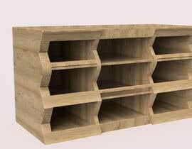 #10 for design kinder garden shelf to store toys by Radhik27