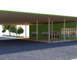 nº 16 pour Modelling of visitor center/shop par Archial
