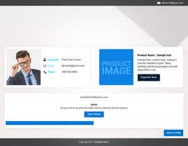 nº 12 pour Build a Website with bootstrap v4 par saidesigner87