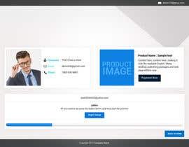 nº 18 pour Build a Website with bootstrap v4 par saidesigner87