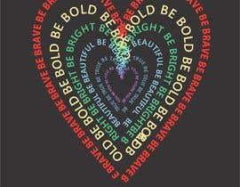 nº 2 pour Create Unique Heart AND Circle Design par ganeshadesigning