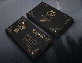 nº 223 pour Business card design par FARUKTRB