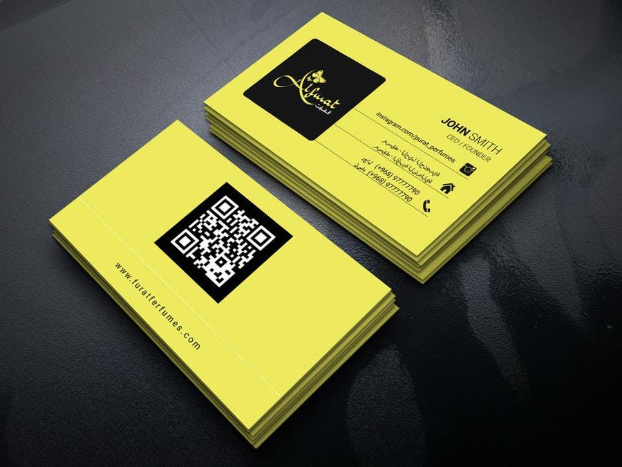 Proposition n°210 du concours Business card design