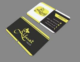 nº 224 pour Business card design par nazmul444