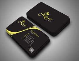 nº 220 pour Business card design par ana251
