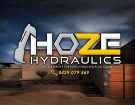 nº 5 pour Design a Hydraulics Hose Van graphics par zonicdesign