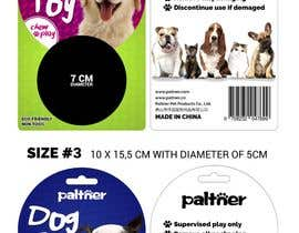 nº 8 pour Design a Brochure or flyer for dog toys to hang par franciscomntll