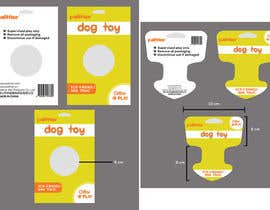 nº 30 pour Design a Brochure or flyer for dog toys to hang par yeadul