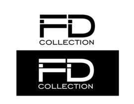 #170 para Design a Logo for FD Collection por riyutama